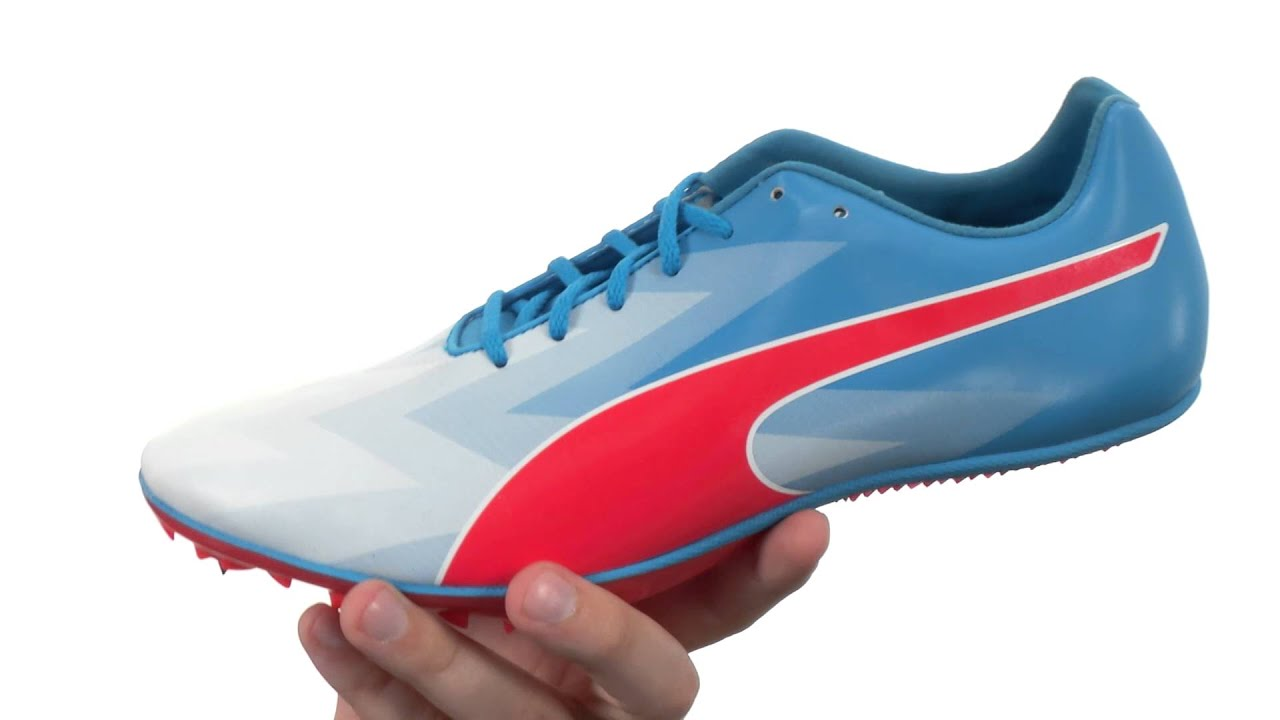 535831d6547 PUMA evoSPEED Sprint v6 SKU 8633209 - YouTube