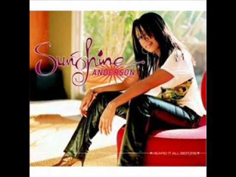 Sunshine Anderson-Heard it All Before