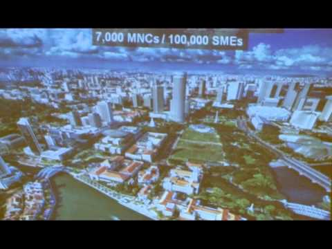 Part 1: Presentation on Urban Planning from Surbana International Consultancy PTE Ltd