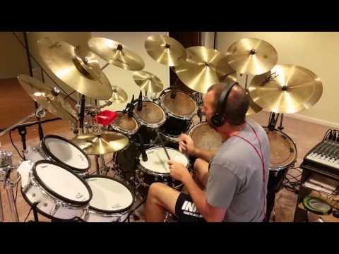 David Byrne - Like Humans Do (drum cover)