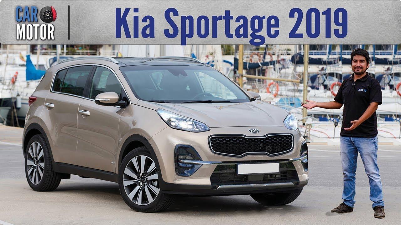 Kia Sportage 2019 Les Presento A La Renovada Suv Youtube