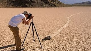 Движущиеся камни в долине смерти!(moving rocks in death valley!)(, 2015-04-19T15:18:32.000Z)
