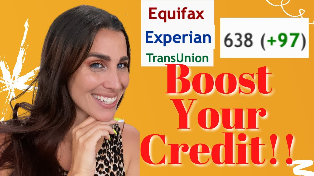 My Credit Score Went Up 100 Points in 30 Days!   [Fix my Credit in 6 Months]