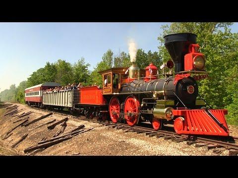 Lincoln funeral train in Wellington Ohio