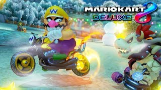 MARIO KART 8 DELUXE: ¡LA COMBINACIÓN DE WARIO! | Nintendo Switch