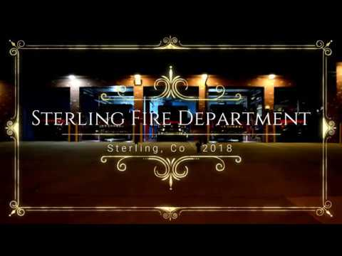 Mix Mornings With Lori - Firetruck Light Show