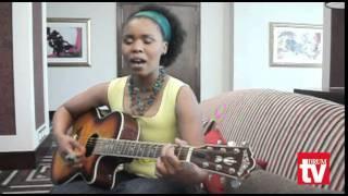 Zahara sings Ndiza