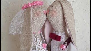 Свадебные зайки - Evpadesign ♥Творим счастье ♥