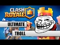 (Clash royale) funny moments and clutches