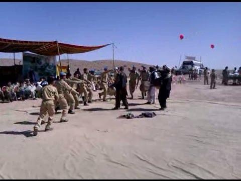 CCPN Cadets in Artiliry Field Fire PN 2014
