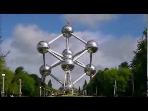 Brussels Belgium Travel Tourism Video Tour
