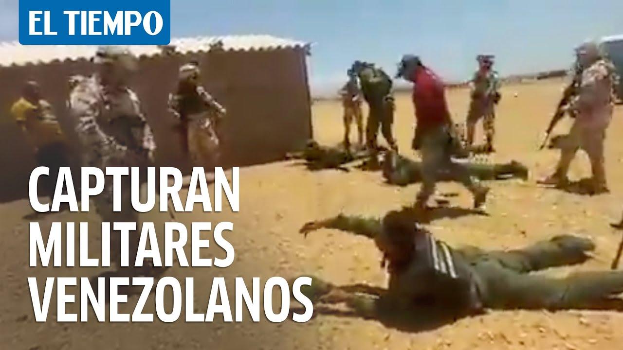 Download Captura de militares venezolanos que entraron a La Guajira