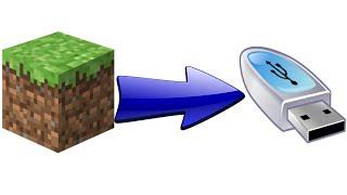 Installer Minecraft sur une clé USB