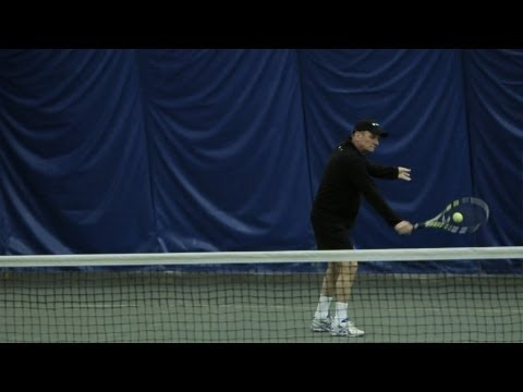 How to Beat a Slicer | Tennis Lessons