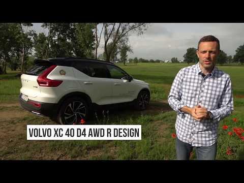 Volvo XC40 - testirao Juraj Šebalj