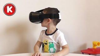 ✌ Американские горки в виртуальной реальности :) | Virtual Reality Roller Coaster(Кирюха покатался на виртуальных американских горках Kiri rides on Roller Coaster in VR Glasses)) 基里骑在VR眼镜过山车 किरी..., 2016-02-02T08:29:32.000Z)