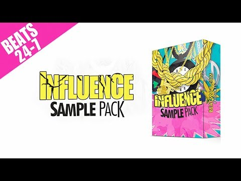 Influence [Sample Pack] Vinyl Samples & Loops Hip Hop