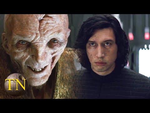 Wollte SNOKE, dass KYLO REN ihn TÖTET?! - Star Wars Theorie (Deutsch)