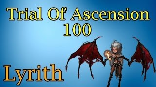 toa 100 guide lyrith summoners war