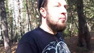 Прогулка по лесу. Первая за 2 года