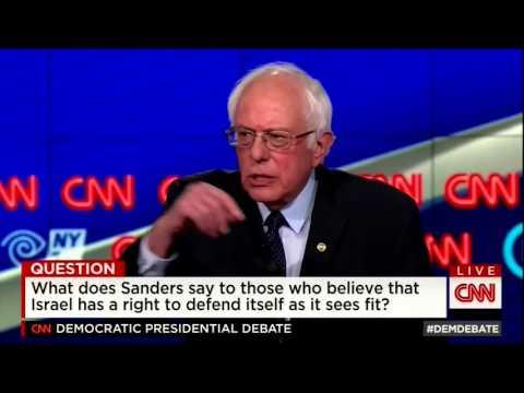 Brooklyn Democratic Debate | Bernie Sanders