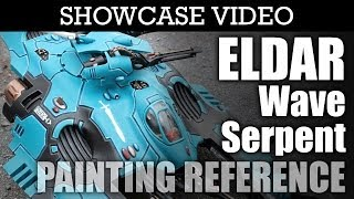 Painted Eldar Waveserpents Warhammer 40k Showcase | HD Images & Video(, 2013-02-07T18:30:12.000Z)