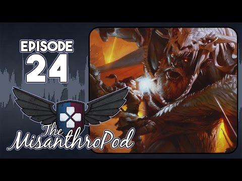 The MisanthroPod: Episode 24 - Big Pharma is Terrified of the Nintendo Switch