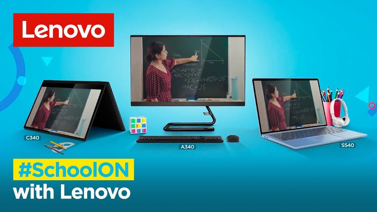 #SchoolOn with Lenovo - Ask PC Pal