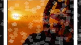 Ngayong Pasko, Magniningning Ang Pilipino (Lyrics)