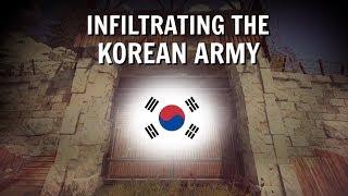 Rust | INFILTRATING A KOREAN ZERG