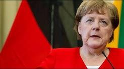 """Merkel in Pretoria: Kemmerichs Wahl ist """"unverzeihlich"""""""
