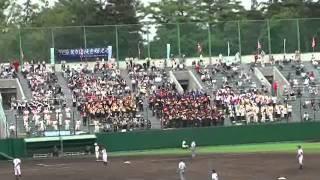北海道 高校野球 応援 応援歌 ブラスバンド ブラバン 吹奏楽 japan high school baseball.
