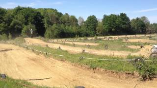 Baixar Motocross Carlos Carvalho , treino em Grentzingen