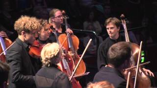 Aurora Orchestra at the BBC Proms 2014 Mozart Symphony No. 40 (excerpt)