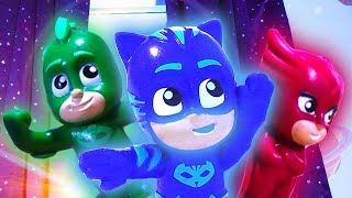 PJ Masks Creations Episode 💜 Midnight Rescue - Toys Come to Life! ⭐️NEW SERIES ⭐️ Cartoons for Kids