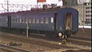 想い出の鉄道シーン63 富山 旧型客車定期運用最後の日