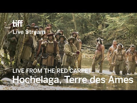 HOCHELAGA, TERRE DES ÂMES Live on the Red Carpet  TIFF 17