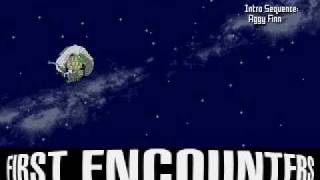 Elite 3: Frontier First Encounters (FFE) intro