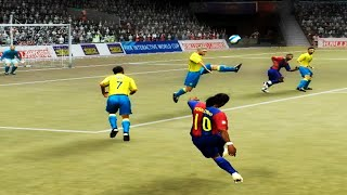 Finesse Shots From FIFA 94 to 21