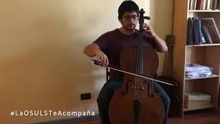 #QuedateEnCasa / Diego Álvarez / CAPSULA OSULS: SALUDO MUSICAL