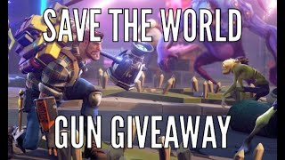 Fortnite battle royale 20:30 save the world give away