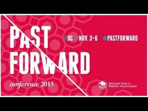 #PastForward 2015: Opening Plenary & preservationFUTURE TrustLive