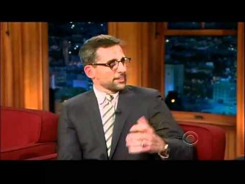 Craig Ferguson 6/19/12D Late Late Show Steve Carell XD