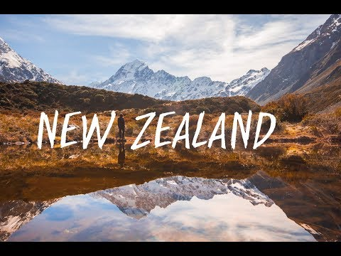 New Zealand Road Trip - A Travel Love Story