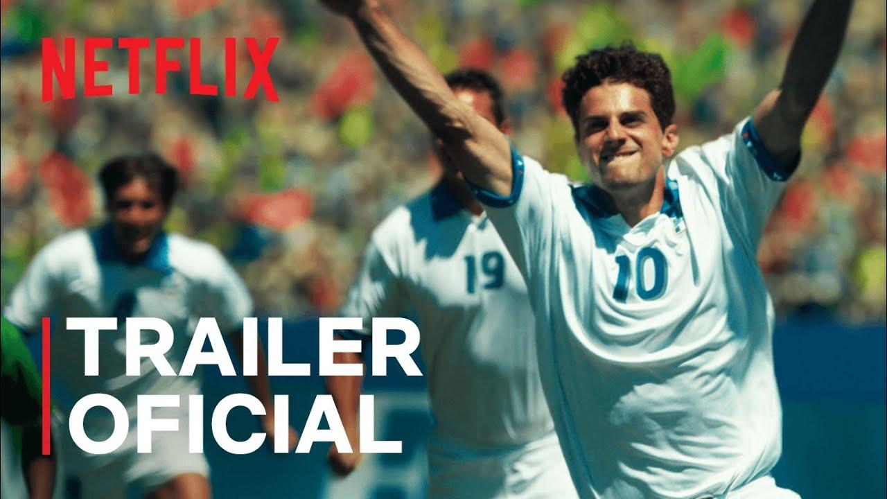 O Divino Baggio | Trailer oficial | Netflix