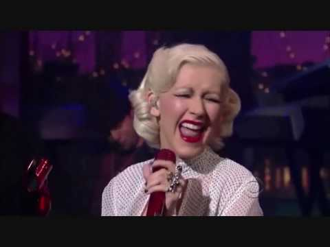 CHRISTINA AGUILERA CANT SING - You Lost Me - FAIL