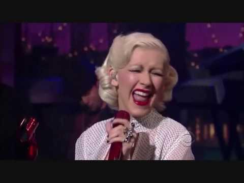 CHRISTINA AGUILERA CANT SING - You Lost Me - FAIL
