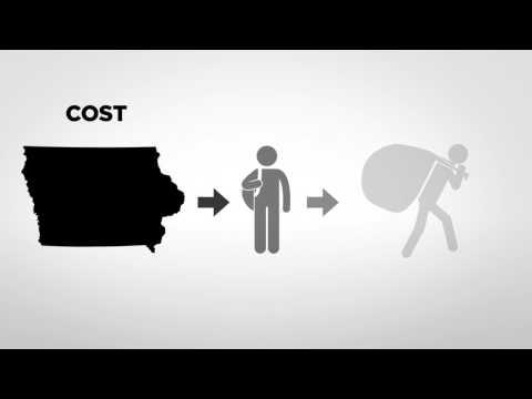 The University of Iowa Budget, Explained (2018)