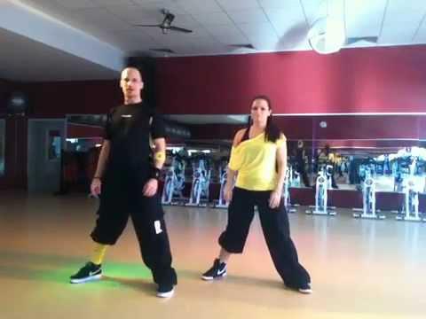 How To Dance BARA BARA - Michel Telo - by Schweppy