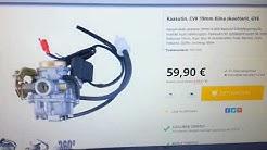 Scootterin Kaasuttimen hinta suomessa ja ulkomailla
